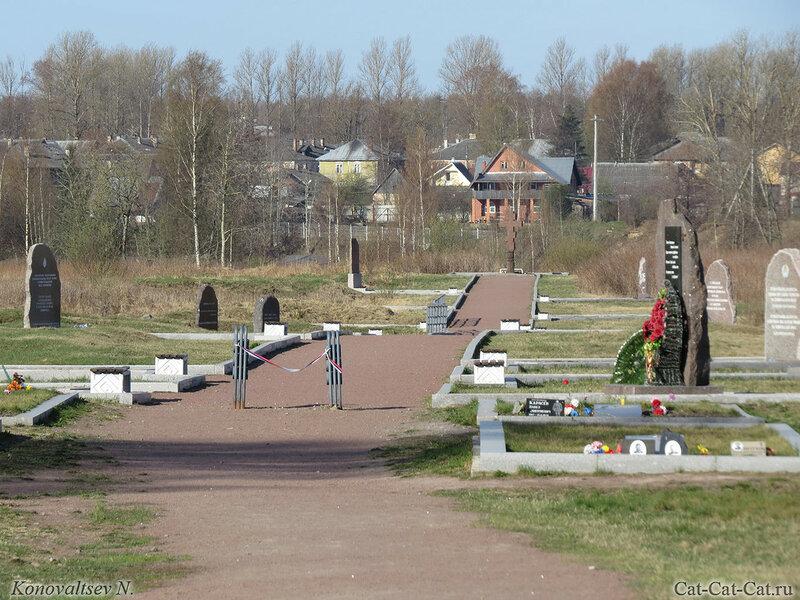 Невский пятачок, Кировск, Ленинградская область.