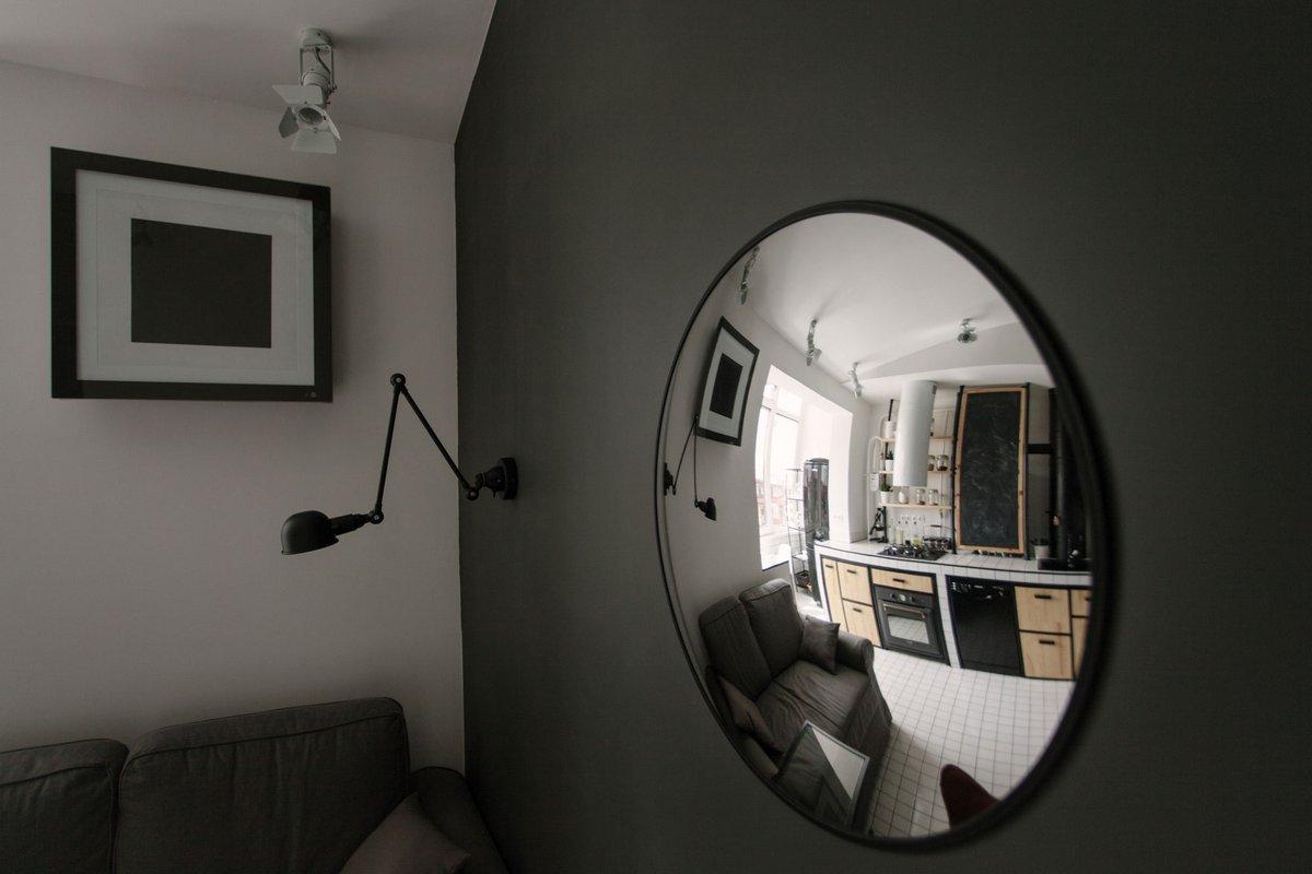 buro5, дизайн маленькой квартиры, интерьер маленькой квартиры, оформление небольшой квартиры, дизайн интерьера небольшой квартиры фото примеры