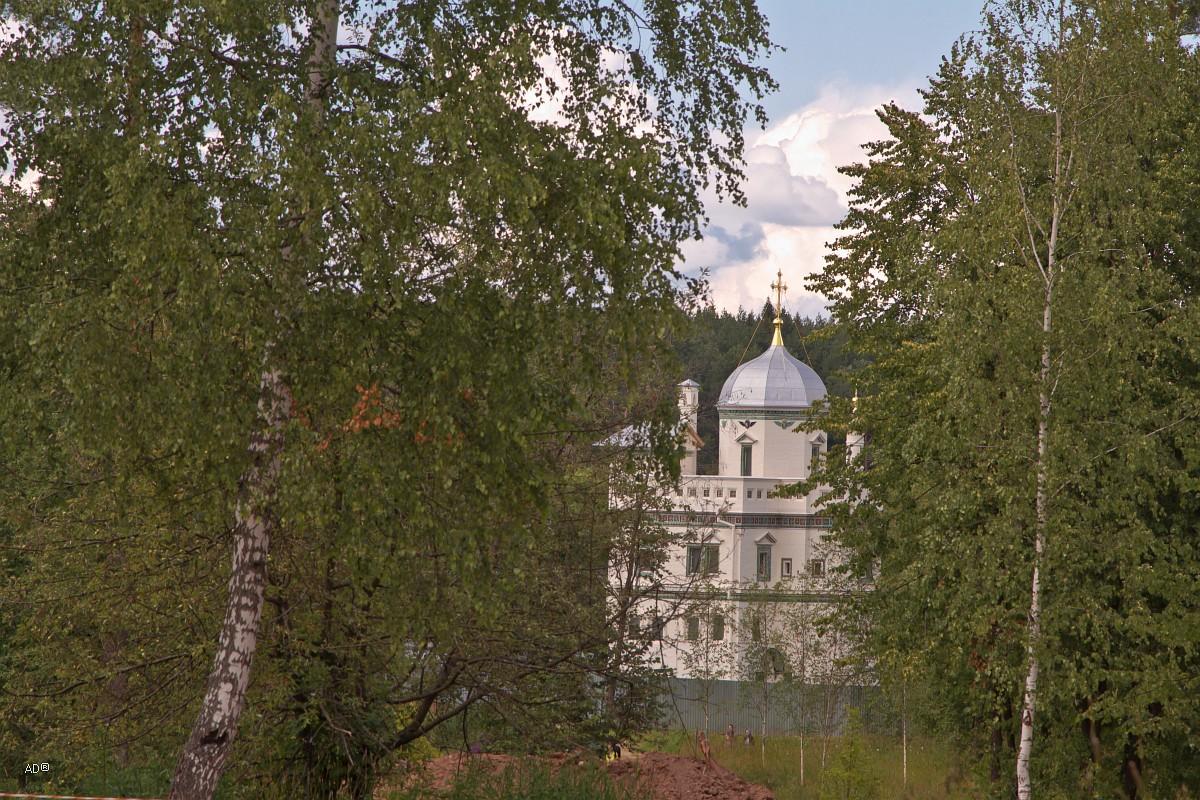 Скит Богоявления Господня Воскресенского Новоиерусалимского монастыря (Скит патриарха Никона)