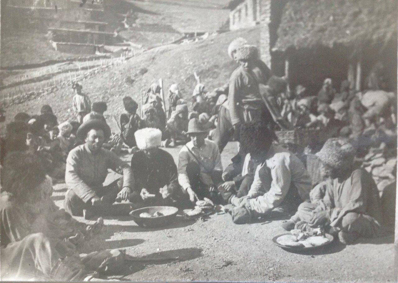 1926. Дагестан. Дидойский округ