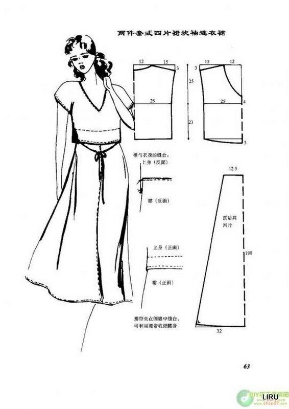 Как сшить сарафан своими руками быстро и без выкройки прямого фасона