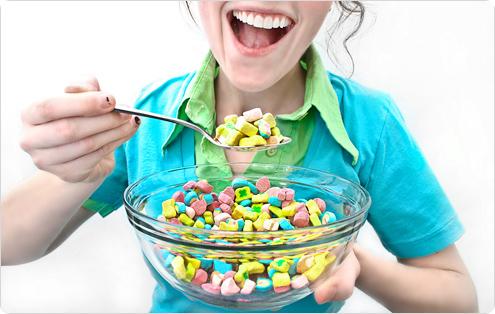Десять заповедей рационального питания