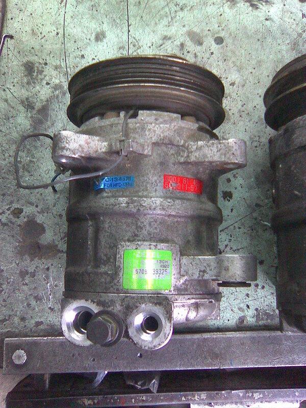Ремонт компрессора автокондиционера своими руками опель