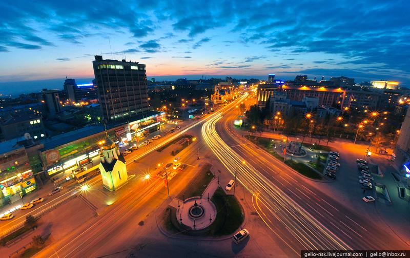 Картинки красный проспект новосибирска
