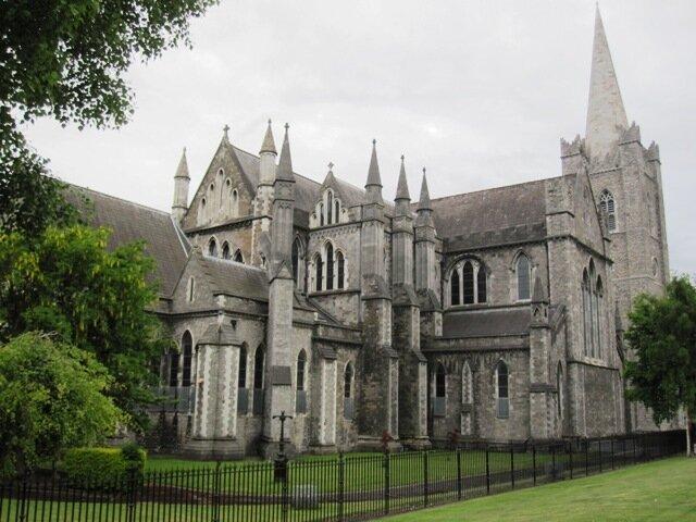 Ирландия, Дублин, Собор Святого Патрика