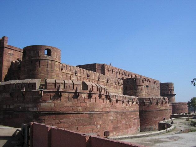 Красный форт в Агре