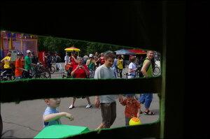 приехали на Велодень 2010