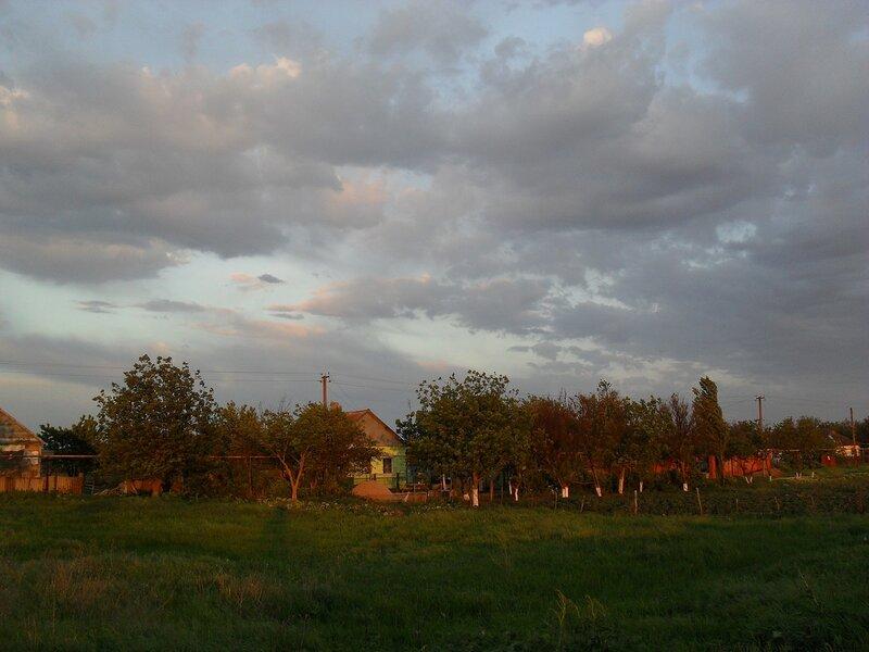 Вечер, у хутора ... SDC16652.JPG