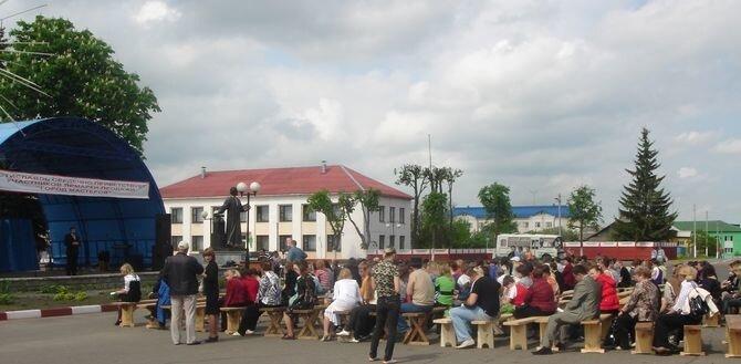 Город мастеров в Мстиславле
