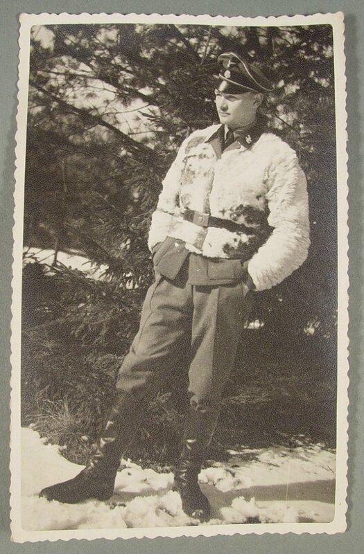 Латвийский волонтир  Waffen-SS