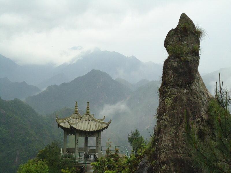 Китай, май 2010