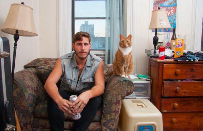 1 Дэвид Уильямс проект «Мужчины и коты».jpg