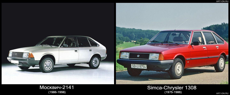38 В качестве наилучшего прообраза для ускорения проектирования нового автомобиля Минавтопрому видел