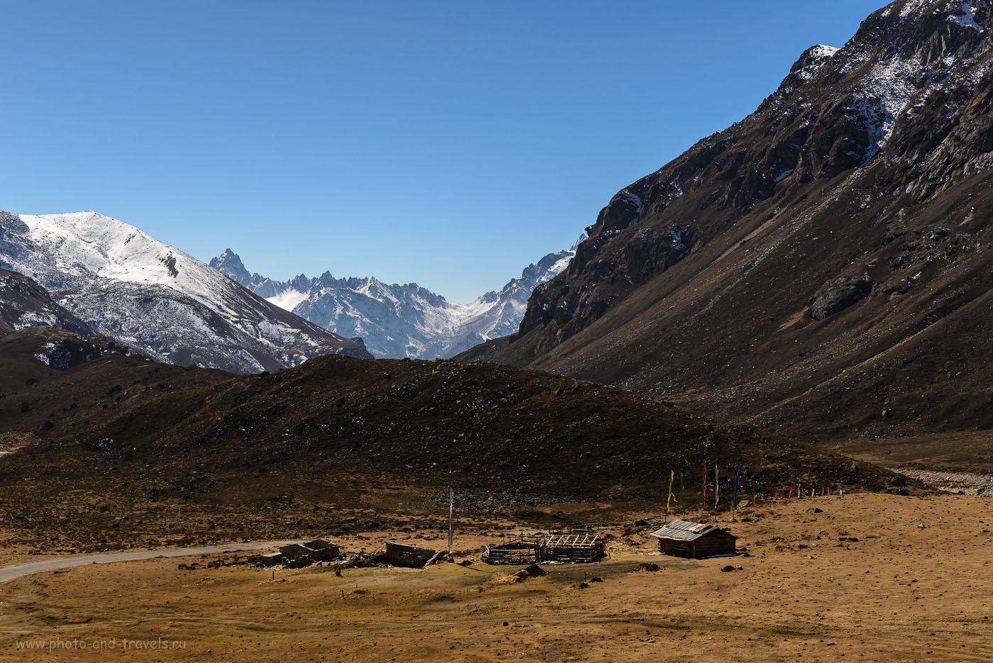 Фотография 11. А кто-то ведь здесь постоянно живет. Представьте, что творится в Гималаях на высоте зимой! Путешествие по Индии самостоятельно. 1/500, -1.0, 8.0, 250, 48.