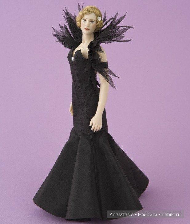Авторские куклы Марии Хосе Сантос