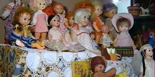 Коллекция кукол Татьяны Горбуновой (г. Рязань)