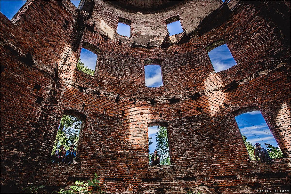 Заброшенные места калининградской области фото
