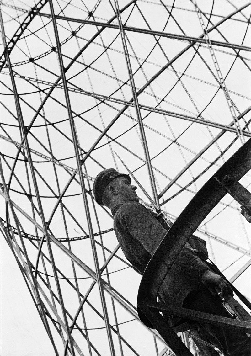 1934. Охранник Шуховской башни