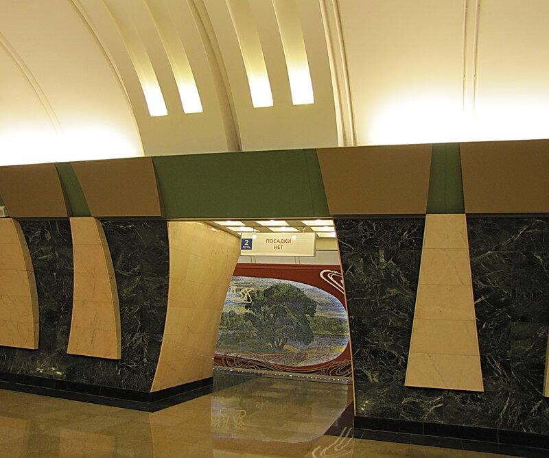 Новые вагоны в метро санкт петербурга фото хочу