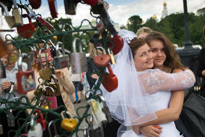 Москва. свадебный фотограф