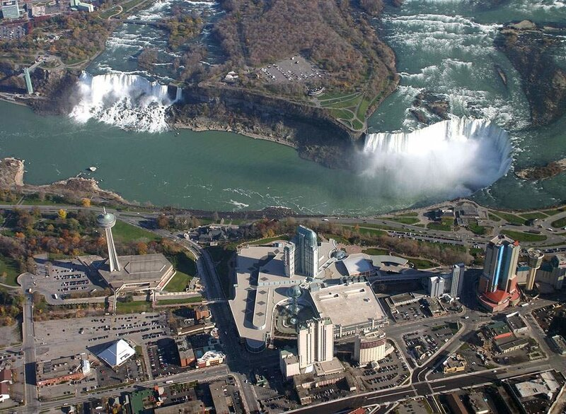 Эро рассказ ниагарский водопад 14 фотография