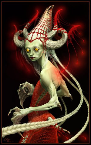 демоницы суккубы