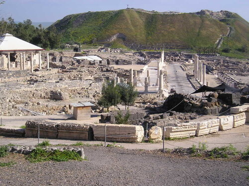 2004г. Израиль. Беф-Сан.