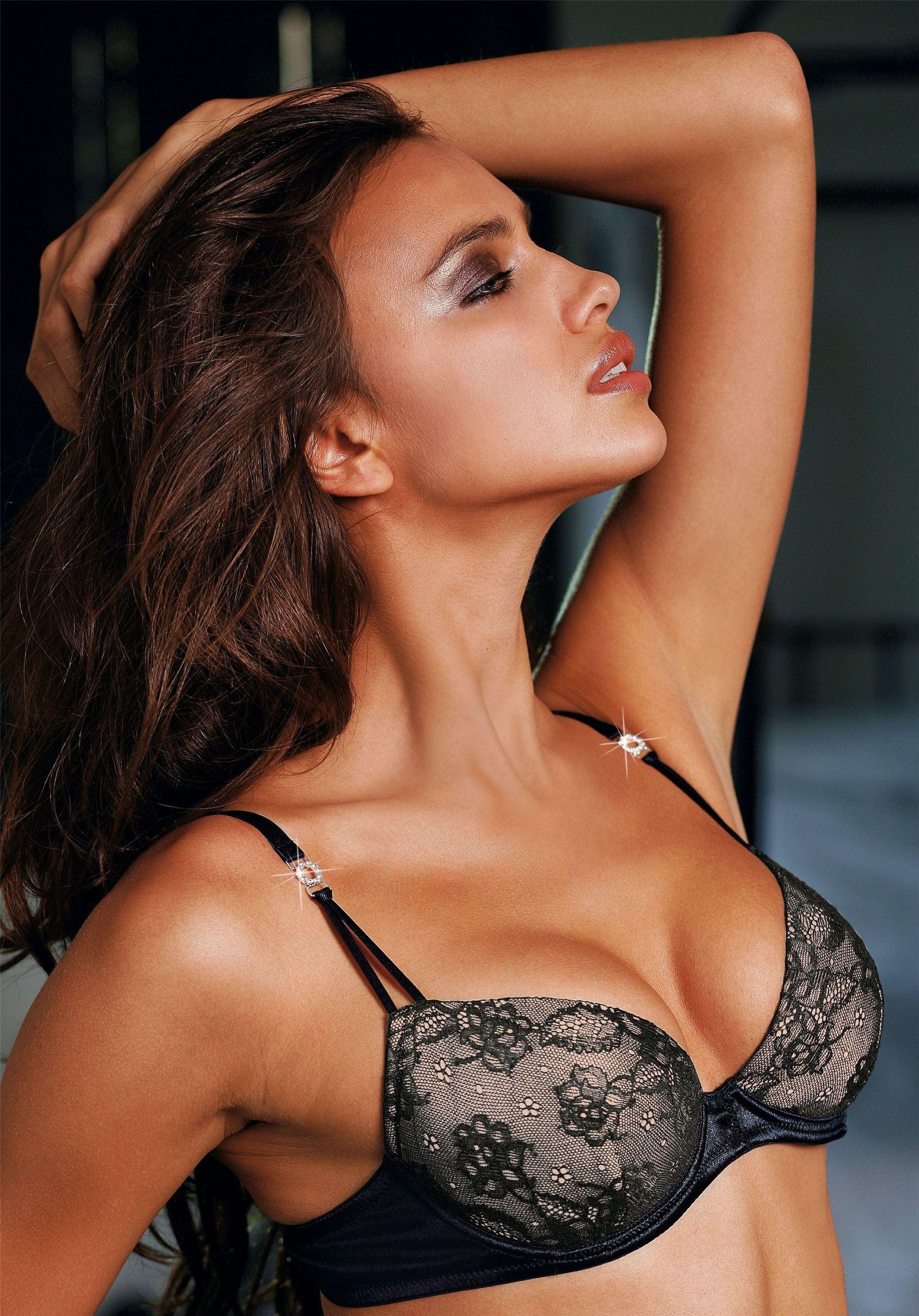 Ирина Шейк в нижнем белье / Irina Shayk / Irina Sheik lingerie hq photoshoot