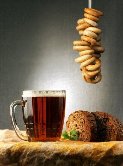 ...напиток - хлебный квас. квас.  Это цитата сообщения.