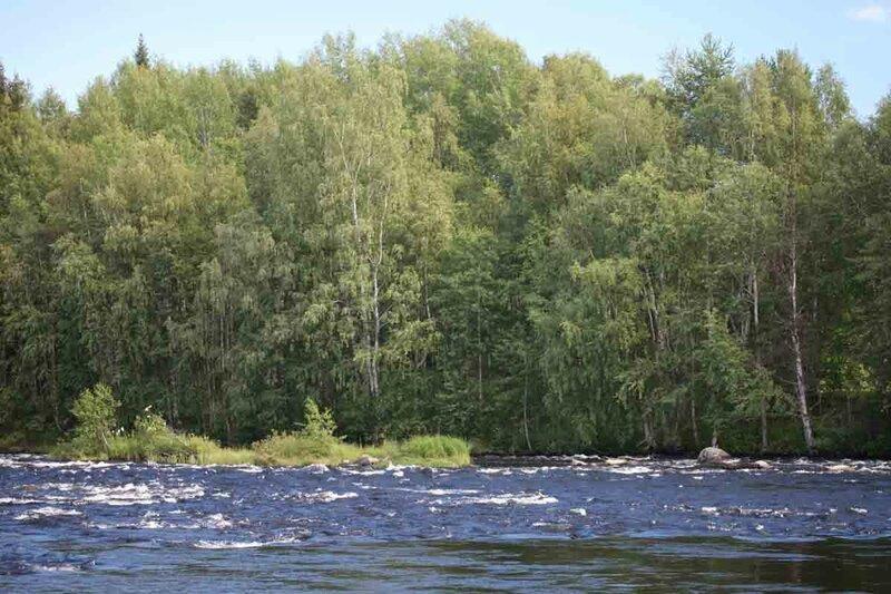 Кереть, река