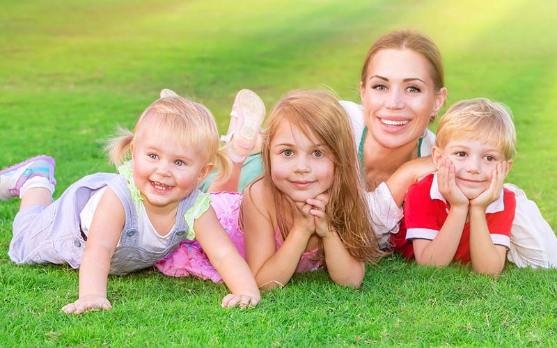Женщины, у которых много детей, состариваются медленнее