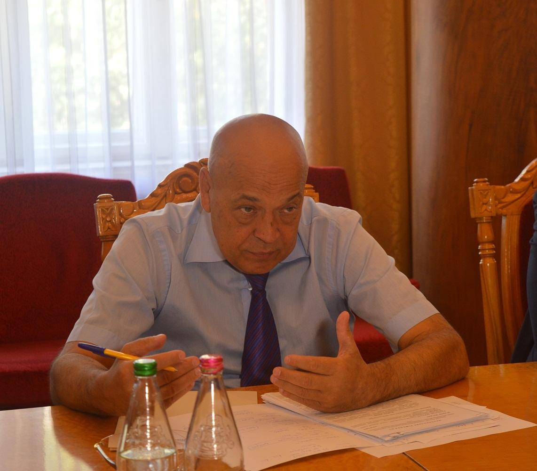 Геннадия Москаля       Москаль привлечет к борьбе табачных гигантов страны