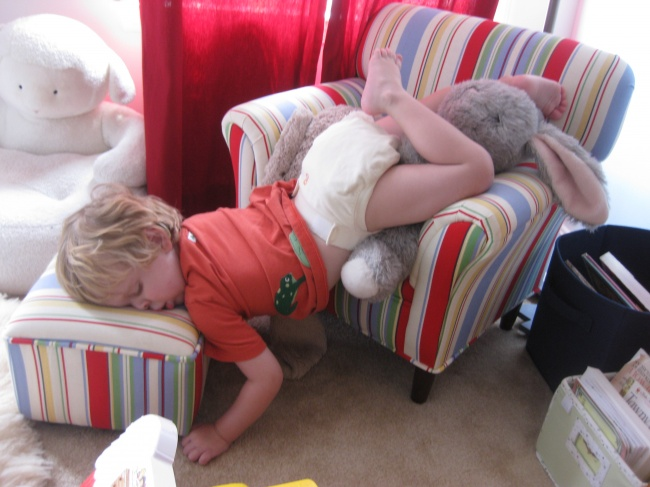 О детском здоровом сне