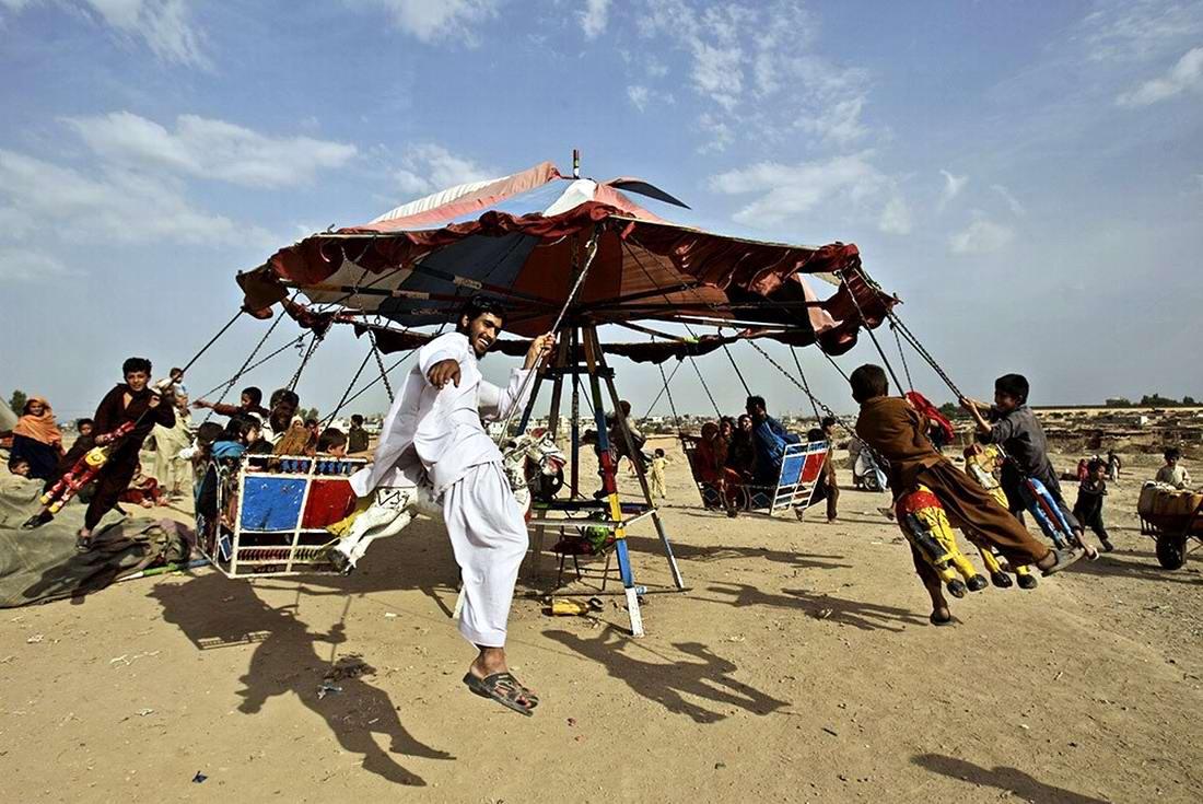 Парки развлечений для бедняков: Пакистанские Диснейленды (8)