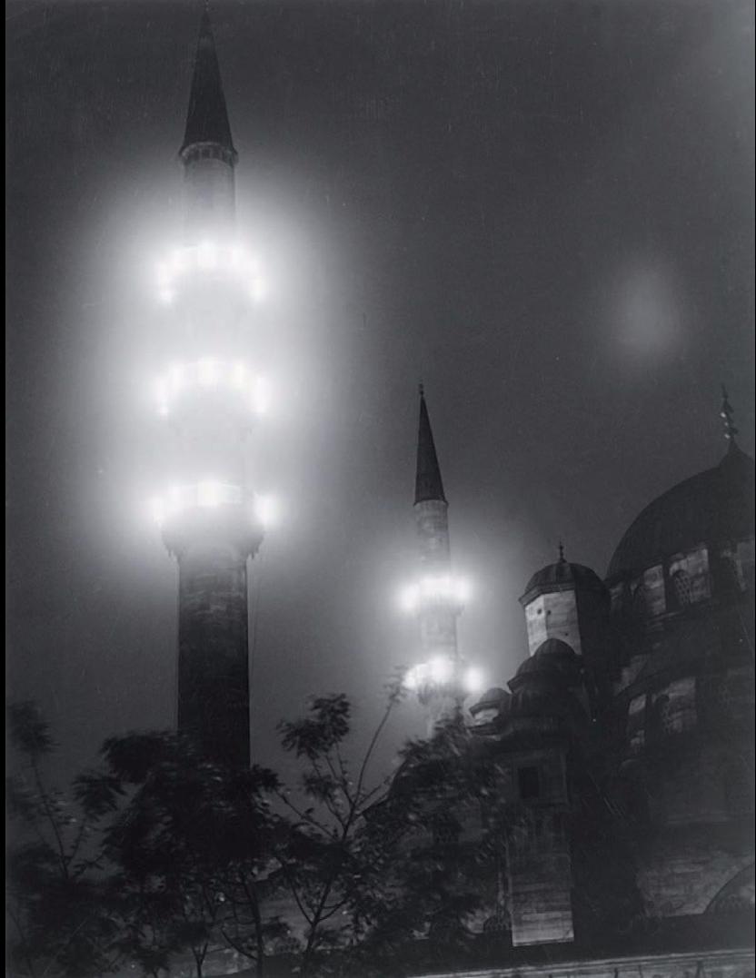 1953. Стамбул (мечеть)