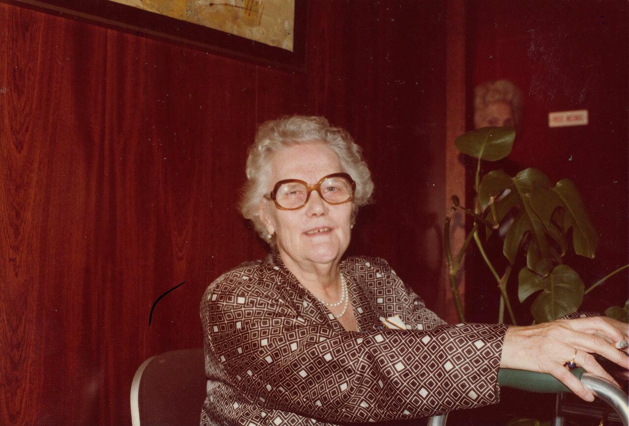 1980. Княгиня Вера Константиновна (1906-2001)