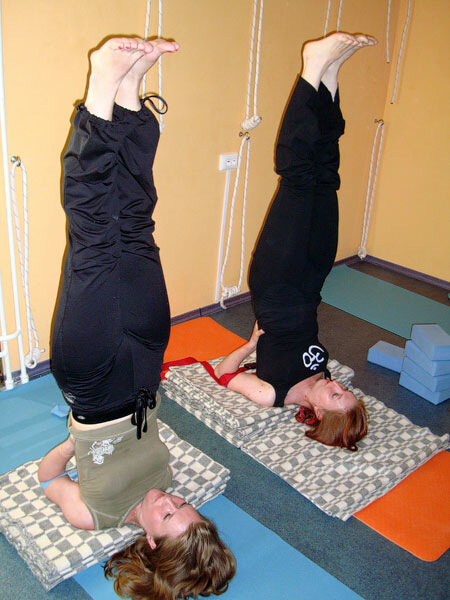 Йога в Марьино и Люблино