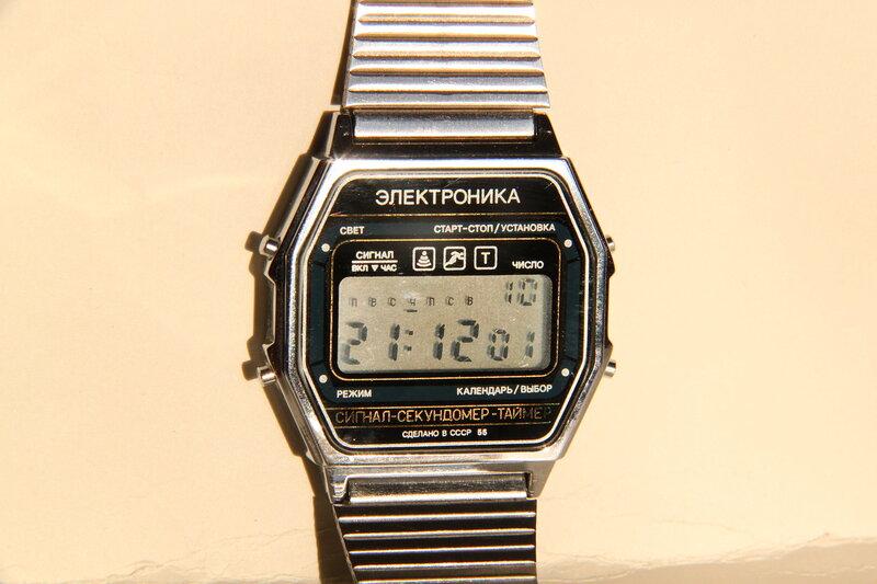 INT 21h - Часы users guide - Наручные часы