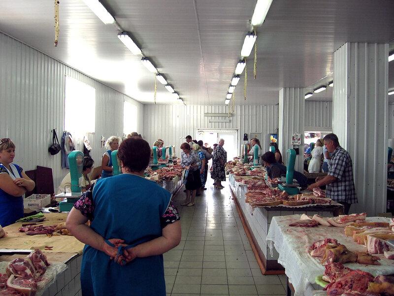 рынок мясо Арзамас