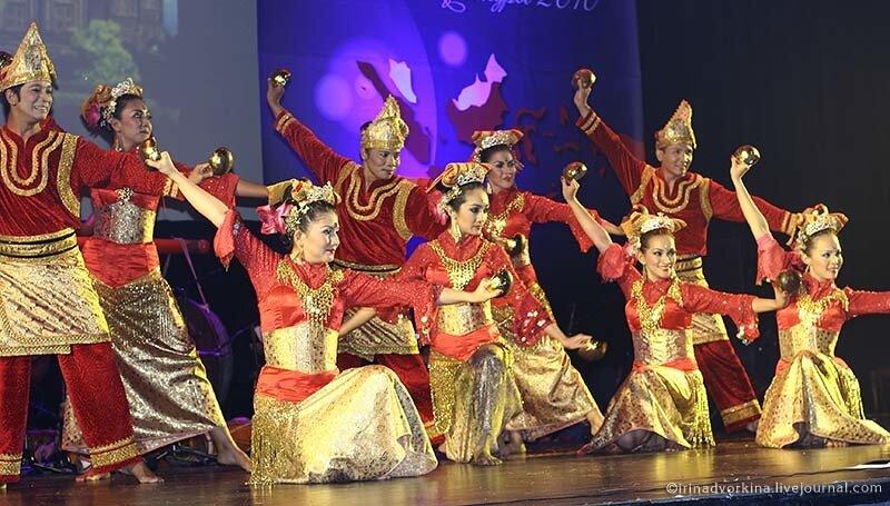 Дни культуры Индонезии в России. Май, 2010