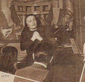 Edith Piaf 1944