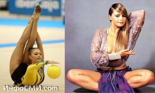 Алина Кабаева, Россия. ИнфоСМИ