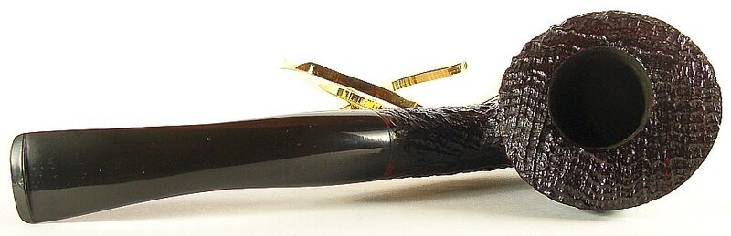 Stanwell unsmoked freehand pipe