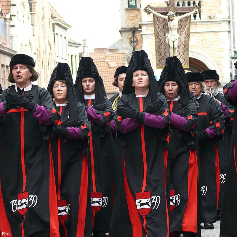 шествие Святой крови