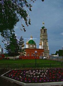 церковь Александра Невского в Мучкапе