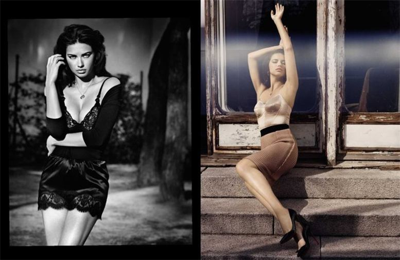 Адриана Лима / Adriana Lima by Vincent Peters