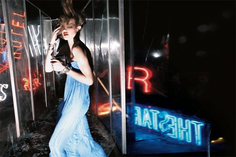 Наталья Водянова / Natalia Vodianova by Steven Meisel