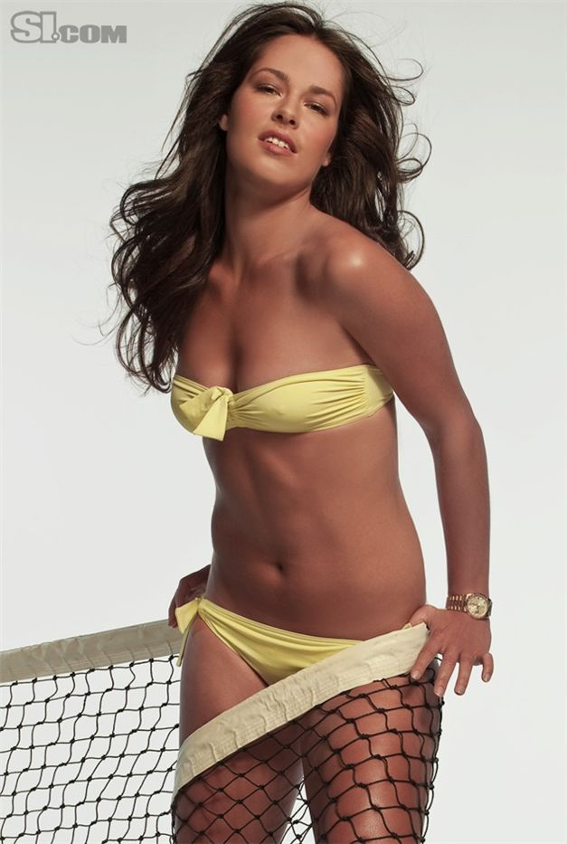 Ана Иванович / Ana Ivanovic by Marlena Bielinska in Sports Illustrated Swimsuite