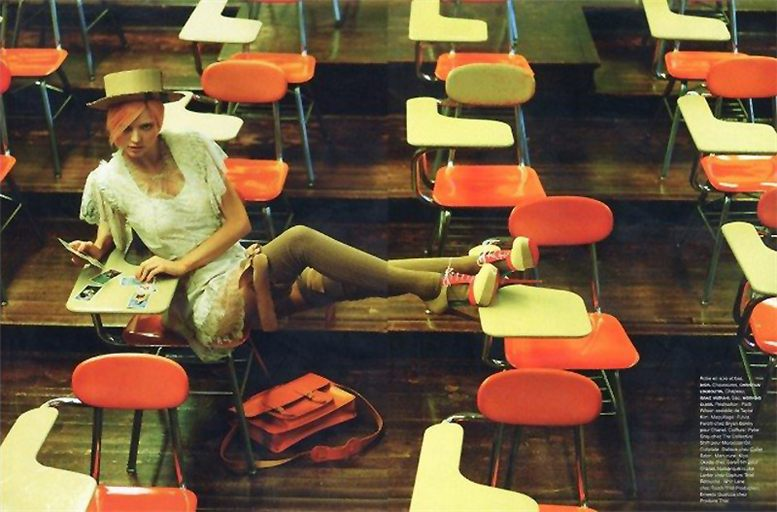Миранда Керр / Miranda Kerr by Greg Kadel
