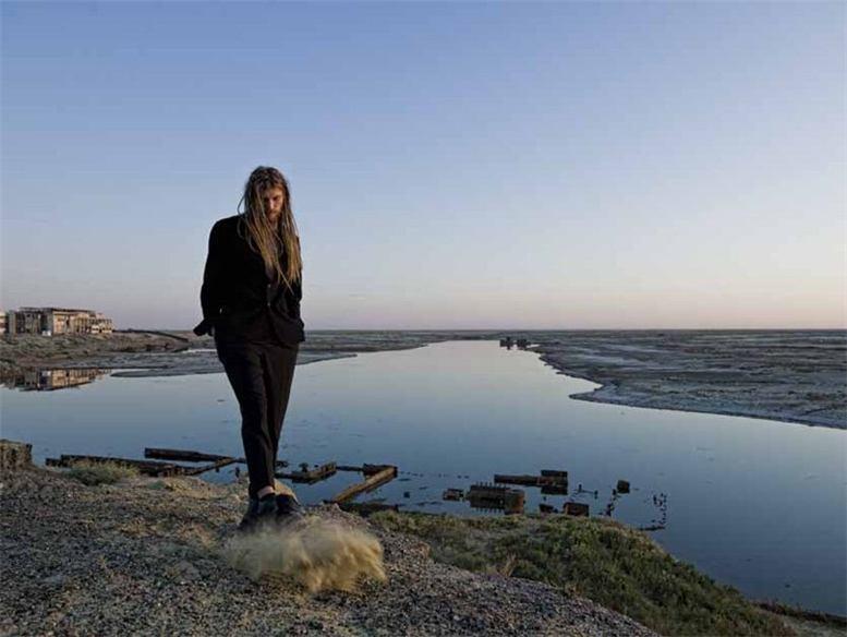 Andreas Carrere by Oil Rust на Аральском море